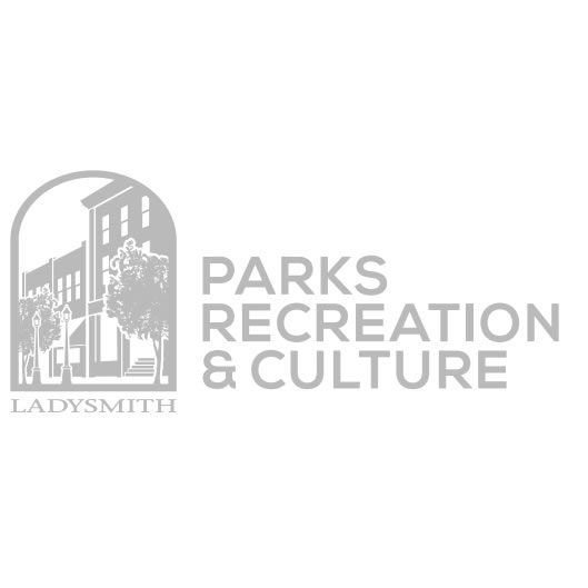 Ladysmith Parks Recreation and Culture logo